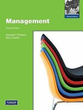Management with MyManagementLab, Robbins, Stephen & Coulter, Mary, Used; Very Go