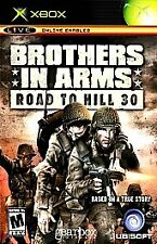 Brothers in Arms: Road to Hill 30 NEW factory sealed Microsoft Original Xbox