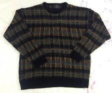 J. Ferrar  Sweater Sz Large Mens  Soft Acrylic/Rayon