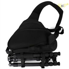 Camera DSLR Sling Shoulder Travel Carry Bag Backpack Lens Case For Canon Nikon