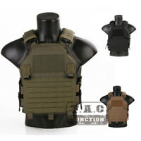 Emerson MOLLE Plate Carrier Tactical Vest Low Profile Quick Release lightweight