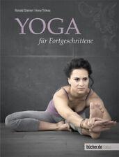 Yoga für Fortgeschrittene (Restexemplar)|Ronald Steiner; Anna Trökes|Buch