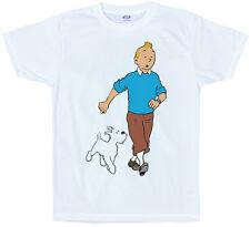 Tintin Camiseta Diseño