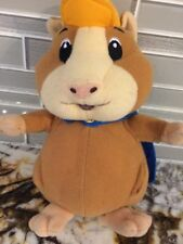 The Wonder Pets Plush Linny Hamster Guinea Pig Fisher Price Stuffed Animal Toy