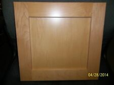 "Shaker Carmel Stained Maple Door, New, 23 1/2"" X 22 3/4"""