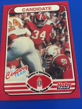 Mike Washington Century of Champions Alabama Football Card - RARE