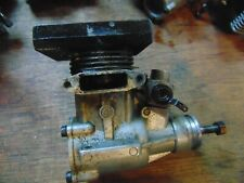 OS MAX 61 SF HELI ENGINE OIL STAINED RUNS OK SUIT VINTAGE HELI