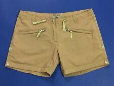 iceland shorts w30 tg 44 vita bassa trekking mom hot corti beige leggeri T2790