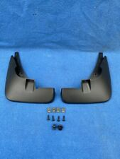 GENUINE SUZUKI FRONT MUD FLAP SET LIANA 99000-99056-9BF