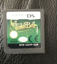 TINKERBELL - NINTENDO DS, DS LITE, DSi 100% GENUINE FAMILY FUN TESTED