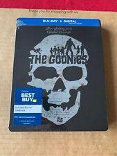 The Goonies Best Buy Exclusive Region Free Blu Ray Steelbook New & Sealed