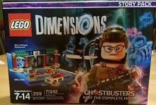 LEGO DIMENSIONS: 71242 NEW GHOSTBUSTERS STORY PACK GAME *In Hand*