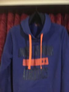 Under Armour Men's Storm Cold Gear Hooded Sweatshirt  Hoodie Size Small