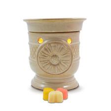 SALE ITEM - Owlchemy Electric wax burner (warmer) + light & Spring scented tarts