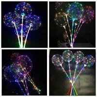 LED Light Balloon BoBo Balloon Lights Birthday Wedding Christmas Party Supplies
