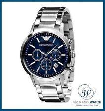 Brand NEW Men's Emporio Armani Renato Chronograph Watch-AR2448-RRP £299