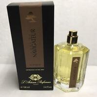 L'Artisan Parfumeur - L'eau Du NAVIGATEUR EDT - 3.4 Fl Oz 100 Ml NIB MISSING CAP