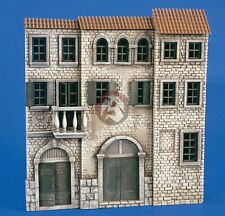 Verlinden 1/35 Italian House Facade / Front Section [Plaster Diorama Model] 2260