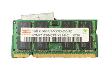 Hynix PC2-5300 2 GB SDRAM 667 MHz DDR2 Memory (HYMP512S64CP8-Y5 AB)