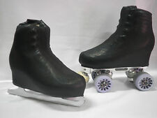 Black Digital Boot Covers for Roller Skates/Ice Skates SMALL  ONLY