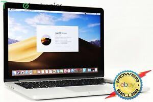 "(👍A) Early 2013 Apple MacBook Pro 13"" i5 2.6GHz 8GB 256GB SSD A1425 Retina"