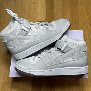 Adidas Originals Ivy Park Forum Mid Rodeo Mens Shoes Size 13 Halo Silver GX1358
