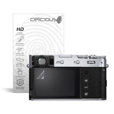 Celicious Vivid Fujifilm X100V Invisible Screen Protector [Pack of 2]