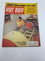 Hot Rod Magazine December 1969 70 Dodge 440 Challenger GTO Judge 1970 69 Hemi