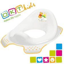 DISNEY Baby Toilet Seat Child Toddler Trainer Training WINNIE THE POOH   NEW!