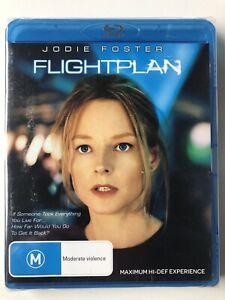 Flightplan - Jodie Foster (Blu-ray) Australia Region B- NEW & SEALED