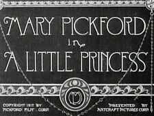 A LITTLE PRINCESS (DVD) - 1917 - Mary Pickford, Norman Kelly