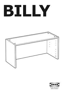 "1x Ikea BILLY Height extension unit, birch veneer 32x11x14"" Article # 502.798.15"