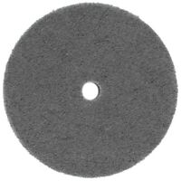 150mm Dia 25mm Thick 180 Grit Fiber Wheel Polishing Buffing Disc R8Y5