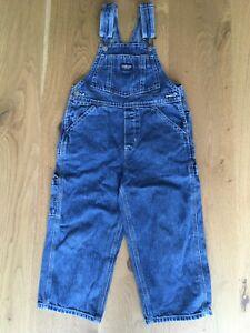OSHKOSH Jeans Latzhose USA (Alter ca. 4 Jahre, Größe ca. 104cm) Kinder Jungen