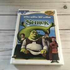Shrek (Dvd, 2003, Full Screen) New Sealed