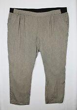 Neu C&A / Yessica leichte Damen Hose mit Gummizug - Gr. 56 Übergröße
