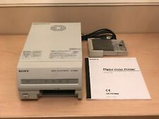 New listing Sony Up-D23Md Digital Usb Color Printer Clean Tested Works Well Super Sale Price