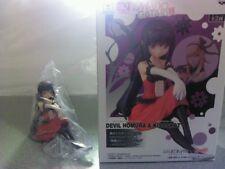 Madogatari Devil Homura x Kiss-Shot Figure - Madoka Magica Bakemonogatari