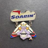WDW Featured Attraction Collection Soarin' Attraction LE 3000 Disney Pin 66349