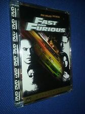 cofanetto+DVD  film Fast and Furious. Hot Edition (2001) OTTIMO Super Jewel