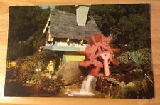 THE MERRY MILLER, CHILDREN'S FAIRYLAND, OAKLAND CA vintage chrome postcard