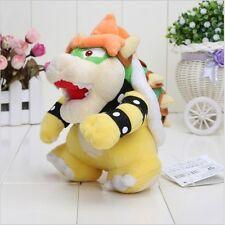 Super Mario Peluche Bowser Kuppa Koopa Plush Nintendo 18 cm