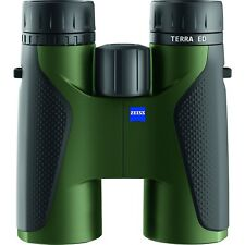 Binocolo ZEISS TERRA ED 10x42 verde/nero -  Nuovo, ZE524204-9908