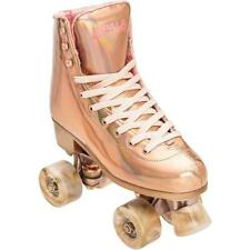 Impala - Quad Roller Skates | Vegan - Womens | Marwa - Rose Gold - Size: 7