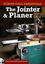 Power Tool Essentials: The Jointer & Planer with Doug Dale DVD