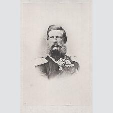 Kronprinz von Preußen, Aufnahme um 1865