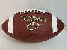 Wilson Football Ncaa Junior Size Composite