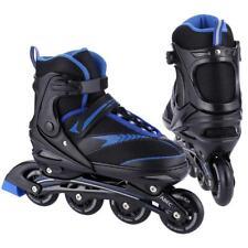 Inliner VERSTELLBAR Inlineskates ABEC-7 PU Rollschuhe Fitness Skates 80mm Kinder