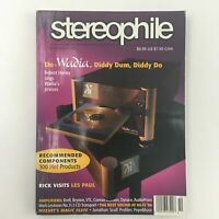Stereophile Magazine October 1996 Robert Harley Sings Wadia's Praises, Newsstand