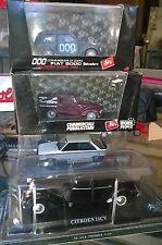 BRUMM BRUMM FIAT 500C Furgoncino 1956 Marmite Abarth